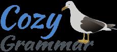 Cozy Grammar Logo