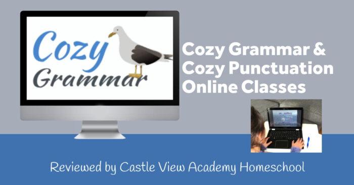 Cozy Grammar Online Class Reviewed