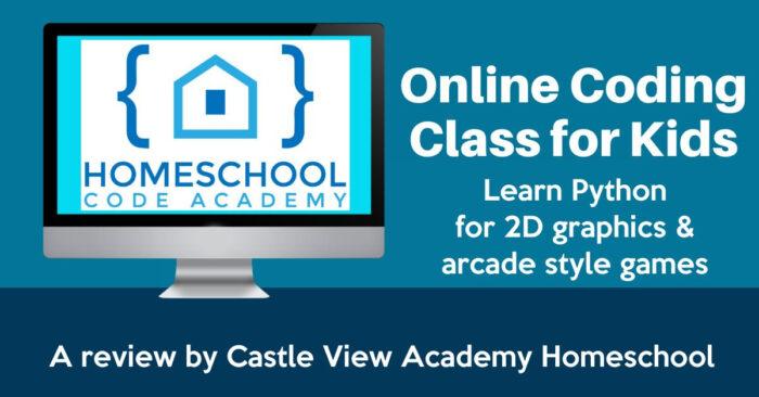 Homeschool Code Academy Python Coding For Kids