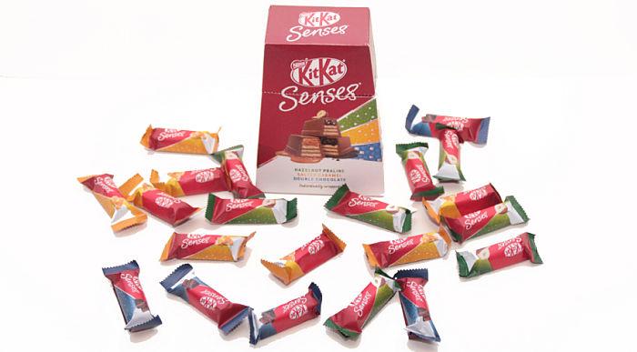 KitKat Senses Chocolate Selection Gift Box