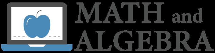 Math and Algebra Logo
