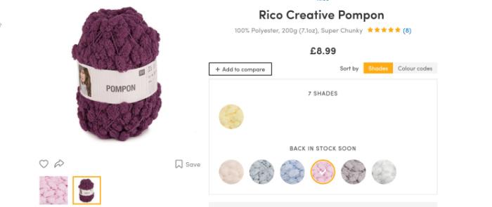 Rico Creative Pompon