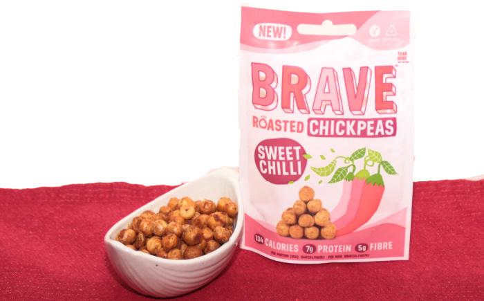 Brave Roasted Chickpeas