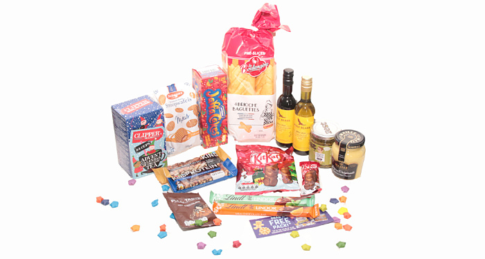 Festive & Gourmet Degusta Box Contents