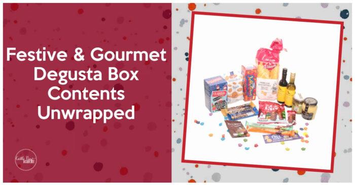 Festive & Gourmet Degusta Box November 2020
