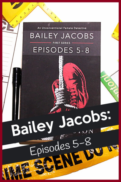 Follow along as Bailey Jacobs finds herself in more mysteries