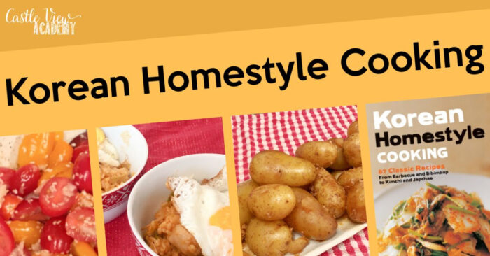 Korean Homestyle Cooking Book Review