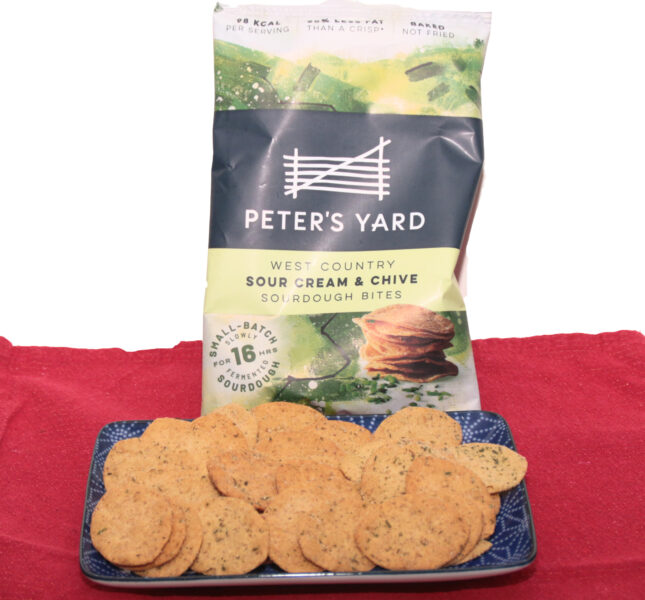 Peters Yard Sourdough Bites