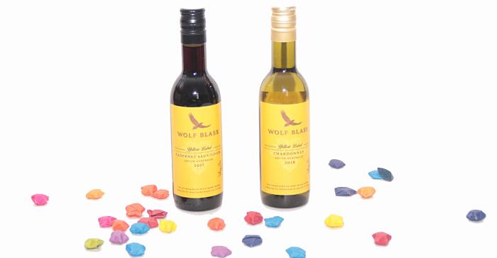 Wolf Blass Wine 187ml
