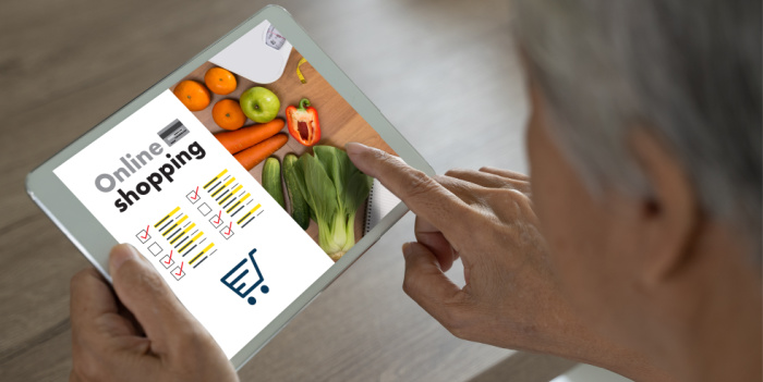 Grocery delivery app, Mobile Apps For Organising