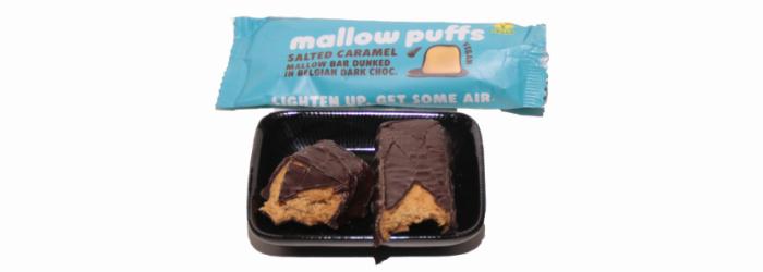 Mallow Puffs Salted Caramel Mallow Bar