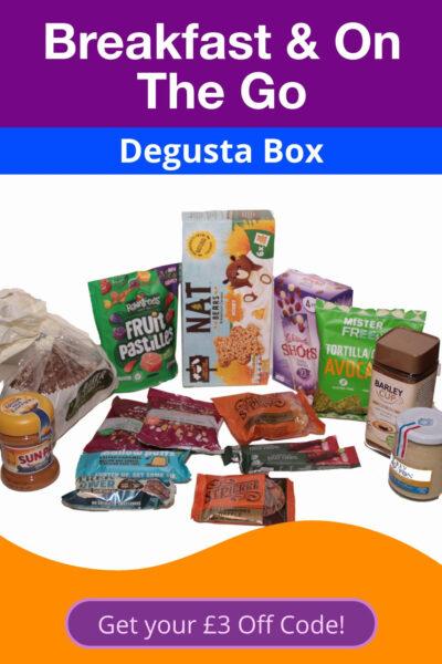 On the go Degusta Box