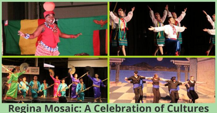 Regina Mosaic, a celebration of cultures