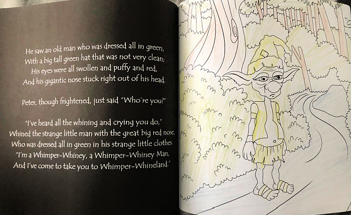 Whimper-Whiney Man