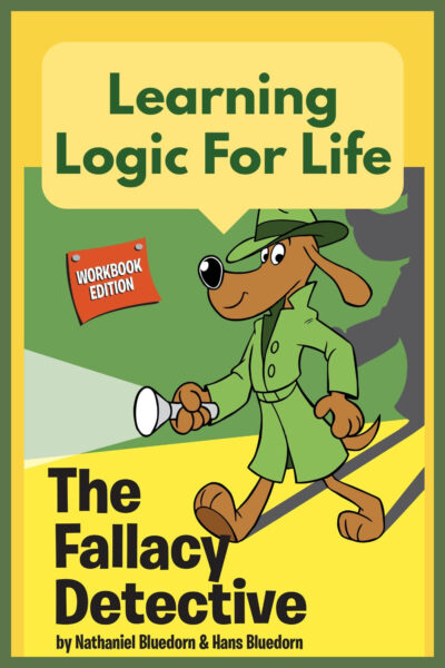 Learning logic for life with Fallacy Detective