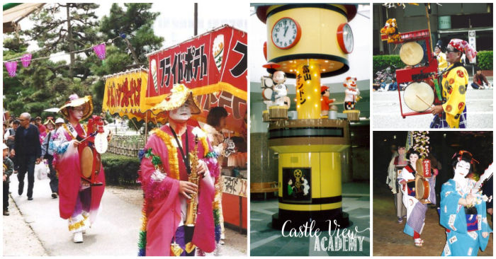 Toyama Chindon Festival